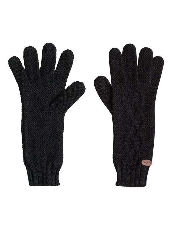 0 Reef Breaks - Knit Gloves  ARJHN03002 Roxy