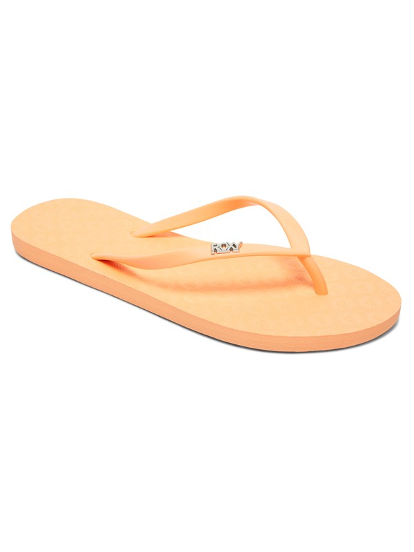 0 Viva - Tongs pour Femme Orange ARJL100663 Roxy