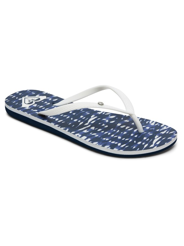 0 Sandalias Tipo Flip Flops Bermuda Azul ARJL100664 Roxy