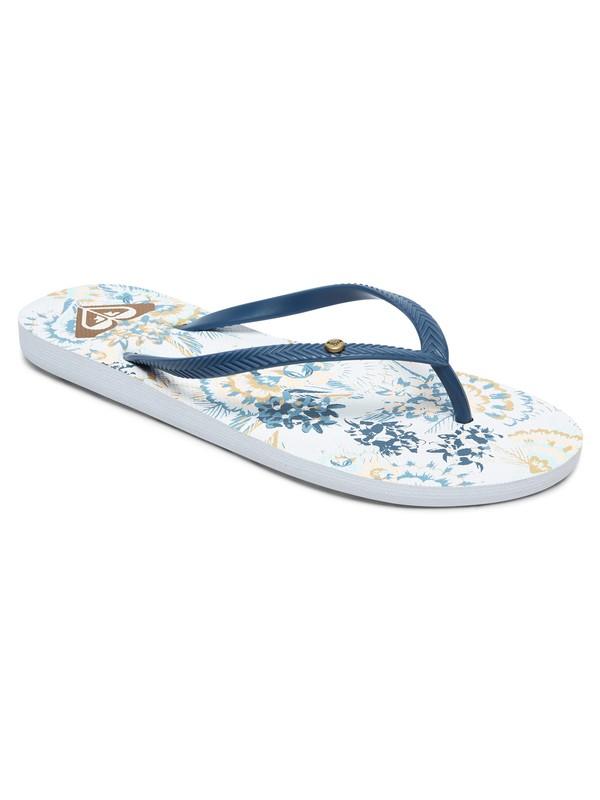 0 Bermuda - Tongs pour Femme Bleu ARJL100664 Roxy