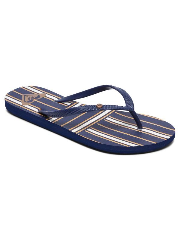 0 Bermuda - Chanclas para Mujer Azul ARJL100664 Roxy