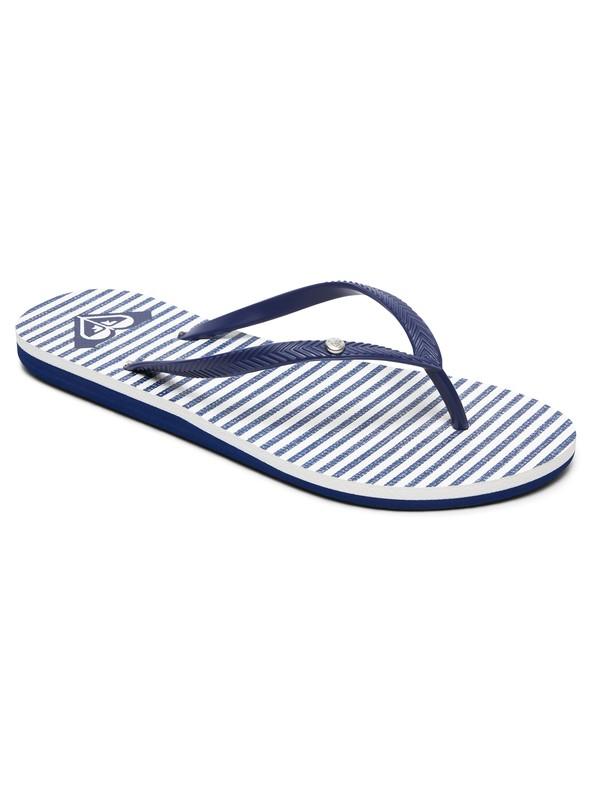 0 Bermuda Flip-Flops Blue ARJL100664 Roxy