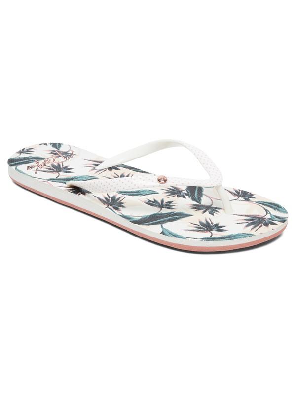 0 Portofino - Chancletas para Mujer Blanco ARJL100668 Roxy