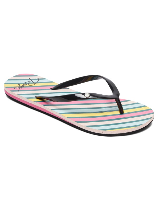 0 Portofino - Chancletas para Mujer Multicolor ARJL100668 Roxy