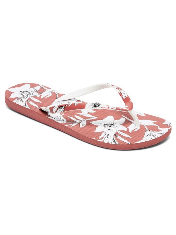 0 Portofino Flip-Flops Pink ARJL100668 Roxy