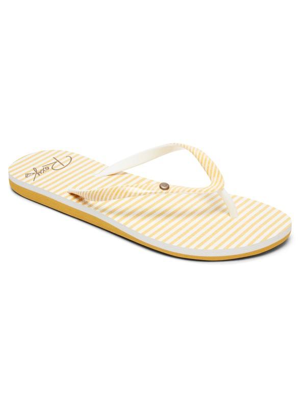 0 Sandalias Tipo Flip Flops Portofino Rosa ARJL100668 Roxy