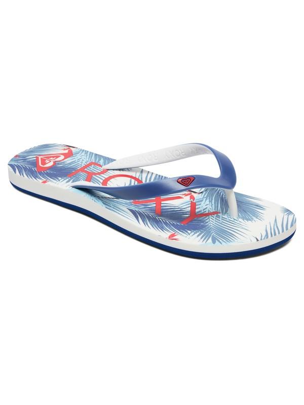 0 Tahiti - Tongs pour Femme Bleu ARJL100669 Roxy