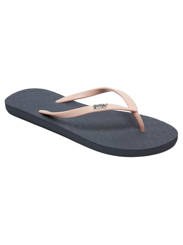 0 Viva Tone - Flip-Flops for Women Black ARJL100682 Roxy