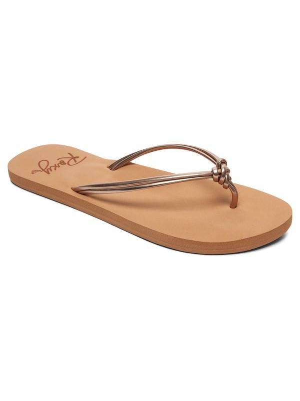 0 Lahaina Flip-Flops Orange ARJL100721 Roxy
