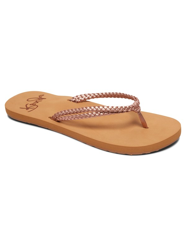 0 Costas Sandals Orange ARJL100763 Roxy
