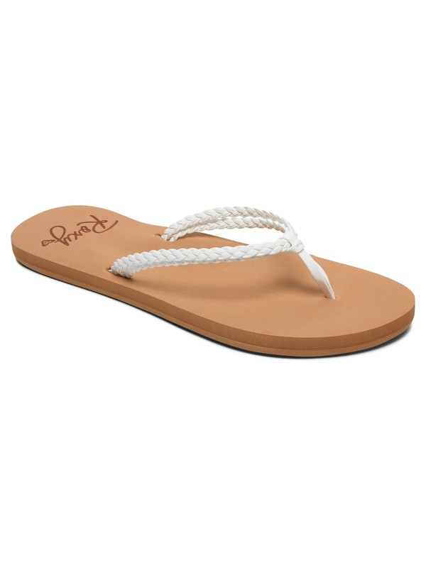 0 Costas Sandals White ARJL100763 Roxy