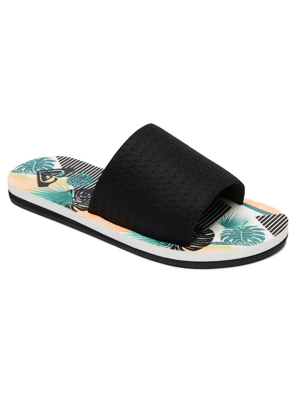 0 Sentosa X Slider Sandals Orange ARJL100776 Roxy