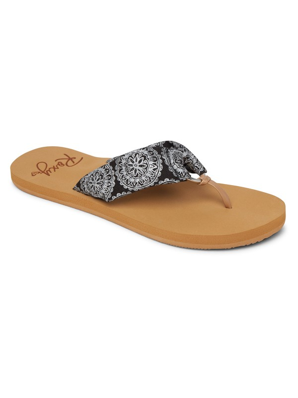 0 Paia Sandals Black ARJL100789 Roxy