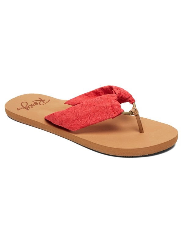 0 Paia Sandals Red ARJL100789 Roxy