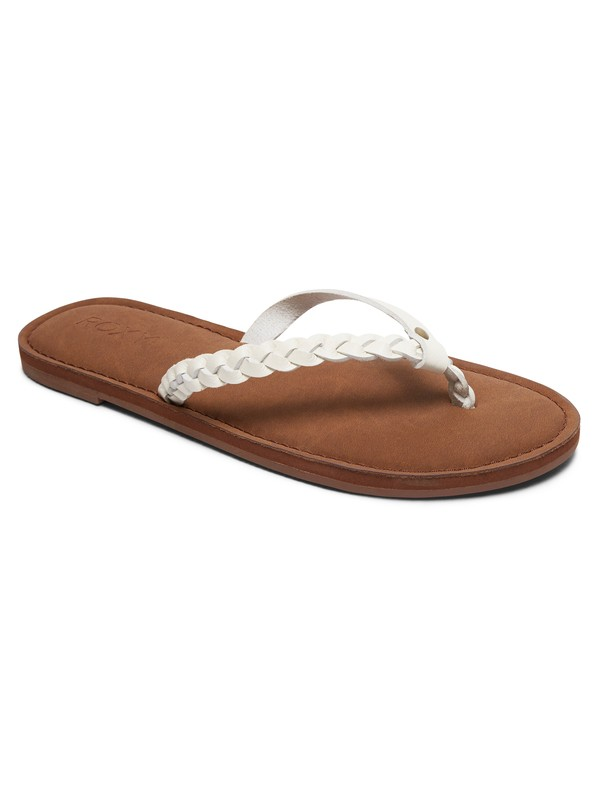 0 Livia - Sandals for Women White ARJL200619 Roxy