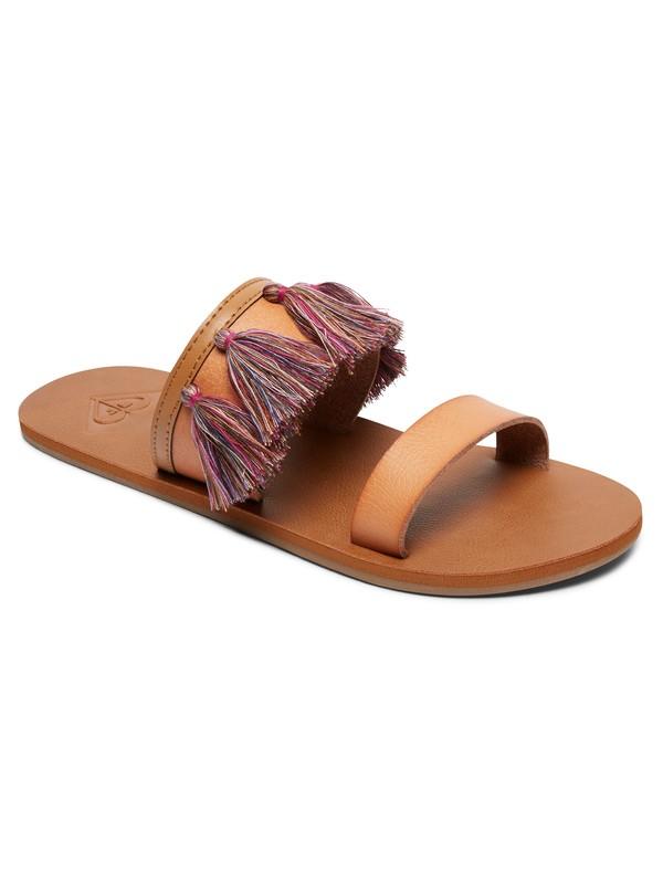0 Izzy Sandals Grey ARJL200649 Roxy