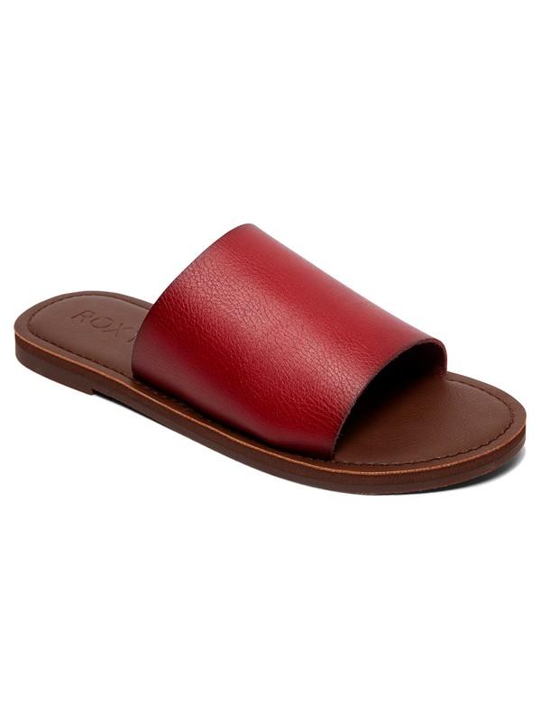 0 Kaia Slide Sandals Purple ARJL200654 Roxy