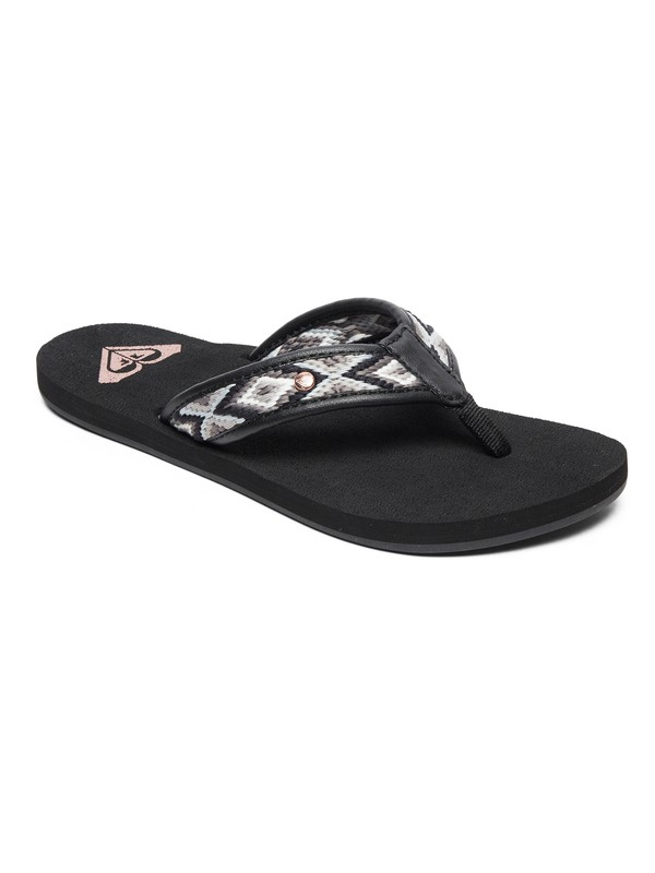 0 Saylor Sandals Black ARJL200666 Roxy