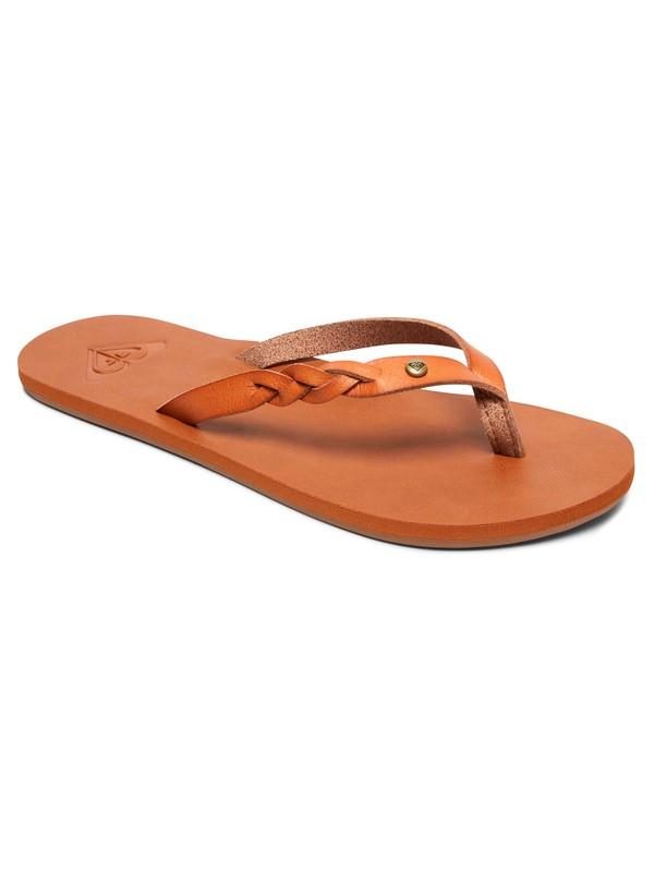 0 Sandalias Tipo Flip Flops Liza Beige ARJL200667 Roxy