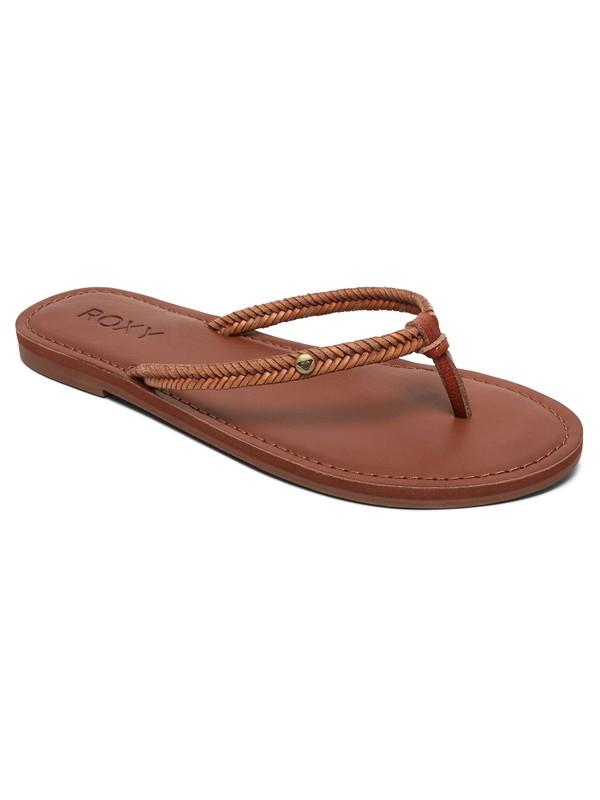 0 Misty - Sandals for Women Brown ARJL200693 Roxy