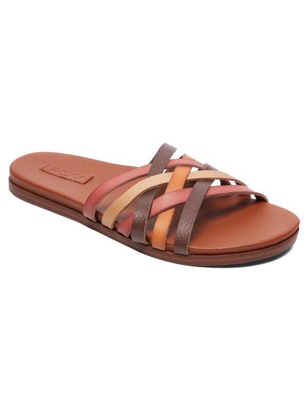 0 Jann Sandals Orange ARJL200713 Roxy