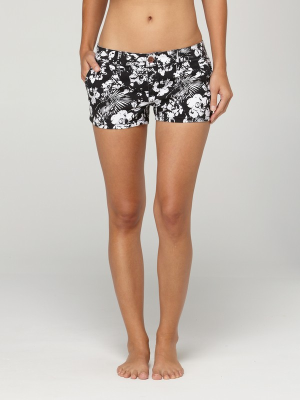 0 To The Top Shorts  ARJNS00003 Roxy