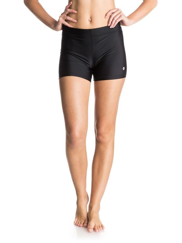 0 Spike - Fitness-Shorts  ARJNS03031 Roxy