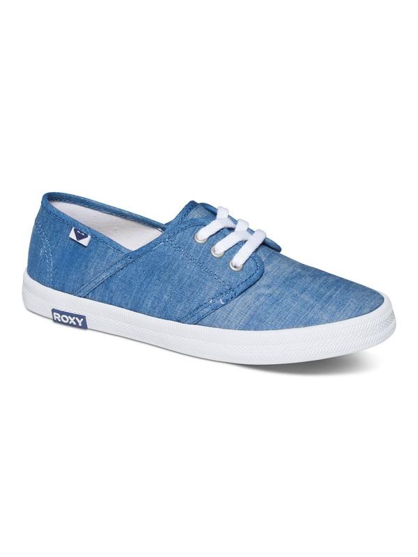 0 Hermosa - Zapatos con cordones Azul ARJS300171 Roxy