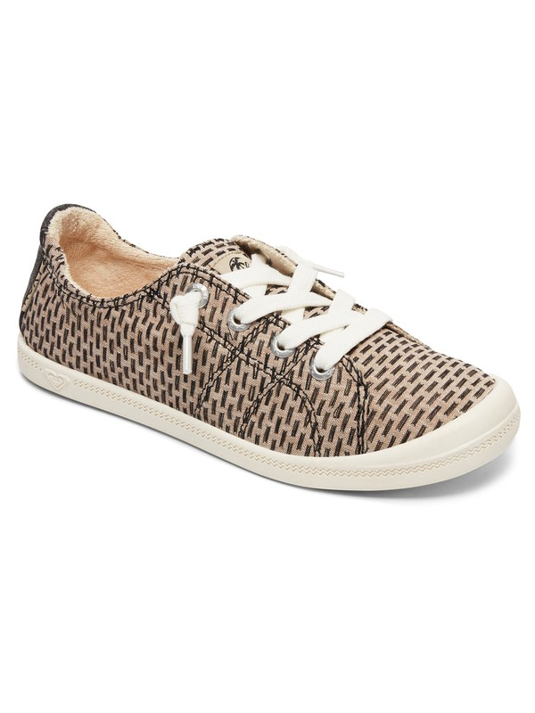 0 Bayshore Shoes White ARJS600406 Roxy