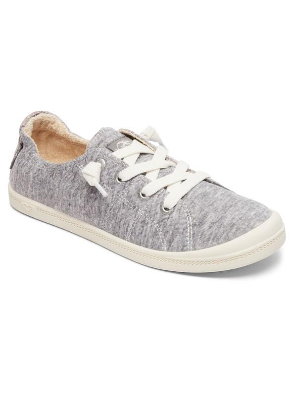 0 Bayshore Shoes Grey ARJS600406 Roxy