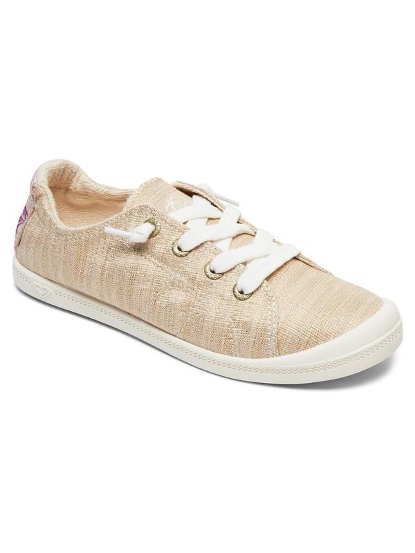 0 Bayshore Shoes Beige ARJS600418 Roxy