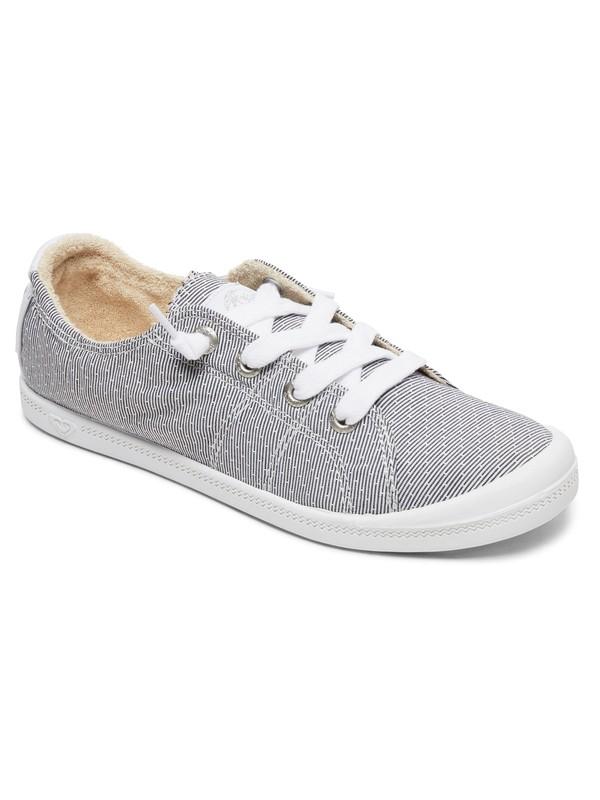 0 Zapatos Bayshore Gris ARJS600418 Roxy
