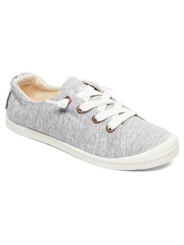 0 Bayshore Shoes Grey ARJS600418 Roxy