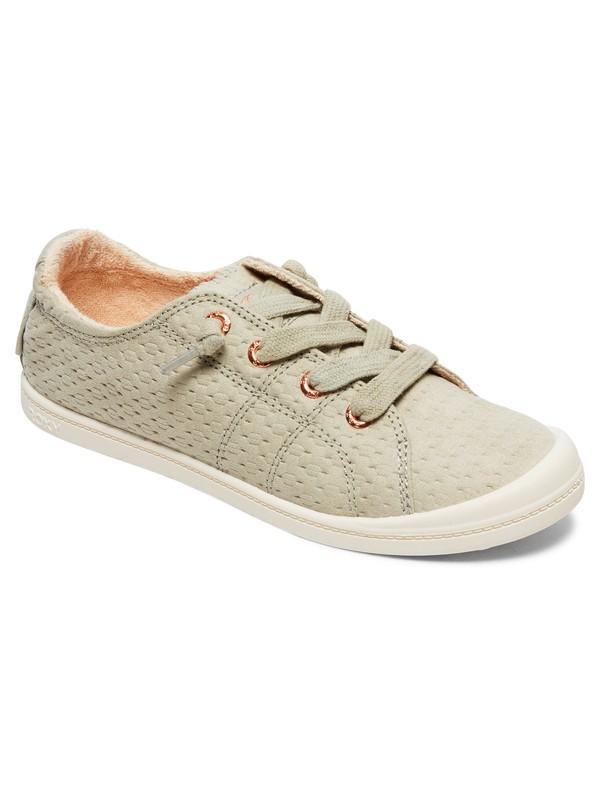 0 Zapatos Bayshore Verde ARJS600418 Roxy