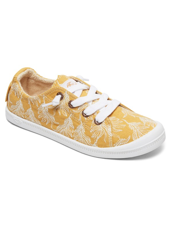 0 Bayshore Shoes Yellow ARJS600418 Roxy