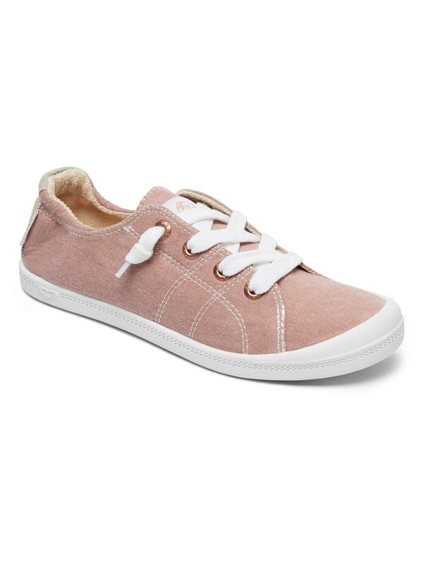 0 Bayshore Shoes Pink ARJS600418 Roxy