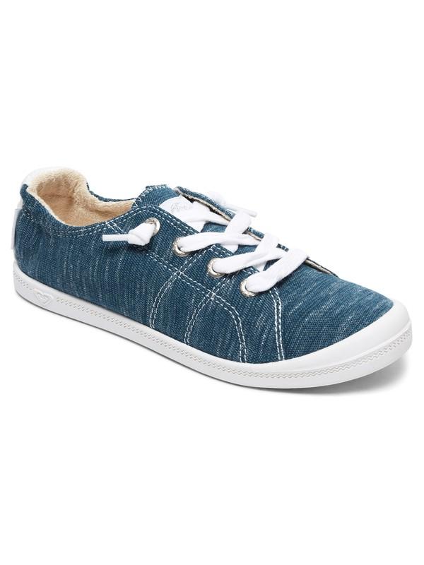 0 Bayshore Shoes Green ARJS600418 Roxy