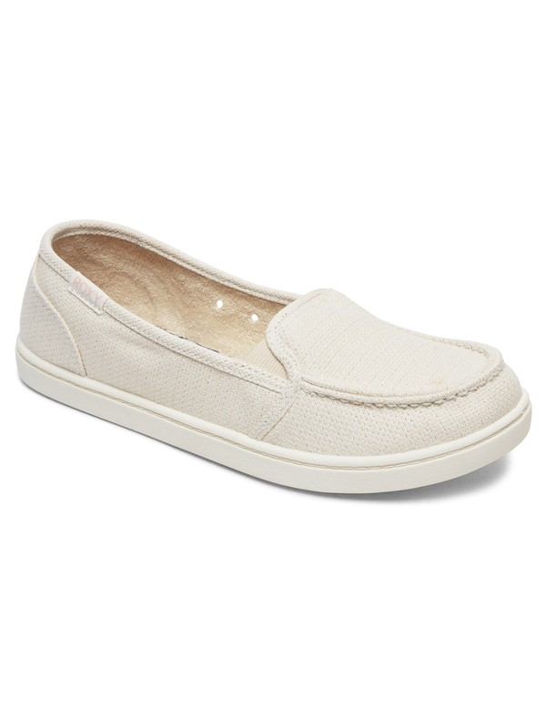 0 Minnow Slip-On Shoes White ARJS600433 Roxy