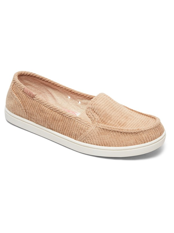 0 Minnow Slip-On Shoes Beige ARJS600433 Roxy