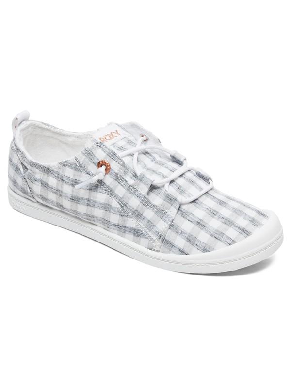 0 Briana Stretch Lace Shoes Grey ARJS600440 Roxy