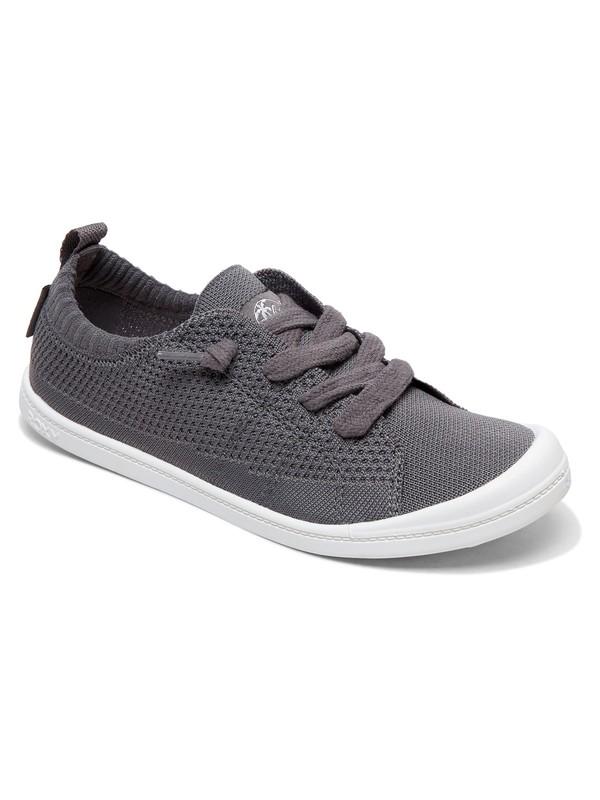 0 Bayshore Shoes Black ARJS600454 Roxy
