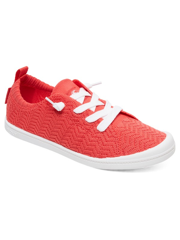 0 Bayshore Shoes Red ARJS600455 Roxy
