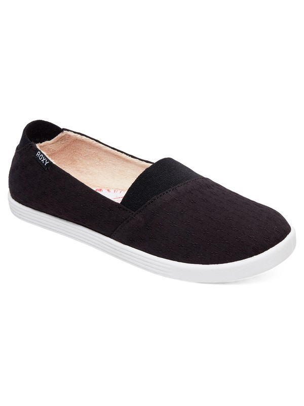 0 Danaris Slip-On Shoes Black ARJS600459 Roxy