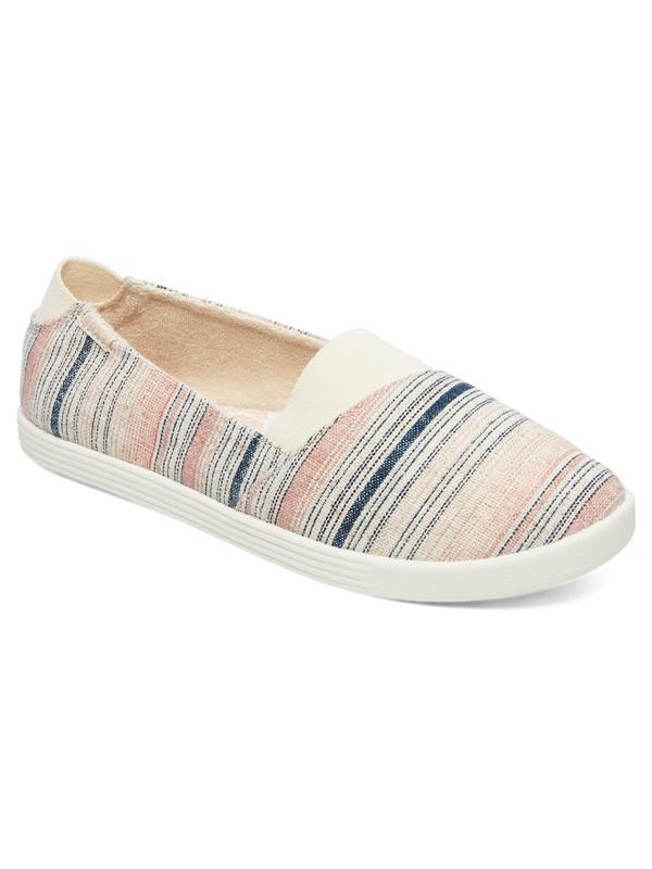 0 Danaris Slip-On Shoes Pink ARJS600459 Roxy