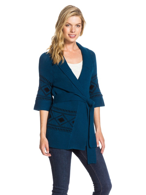 0 Coast Road Sweater  ARJSW03037 Roxy