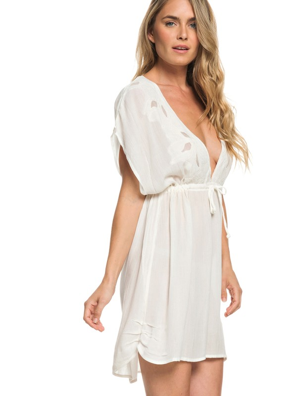 0 BEACH SIDE BABE COVER UP  ARJX603104 Roxy