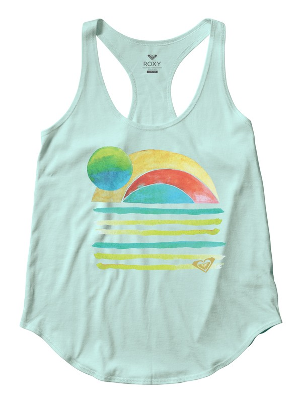0 Sunday At Sunset Tank Top  ARJZT04566 Roxy