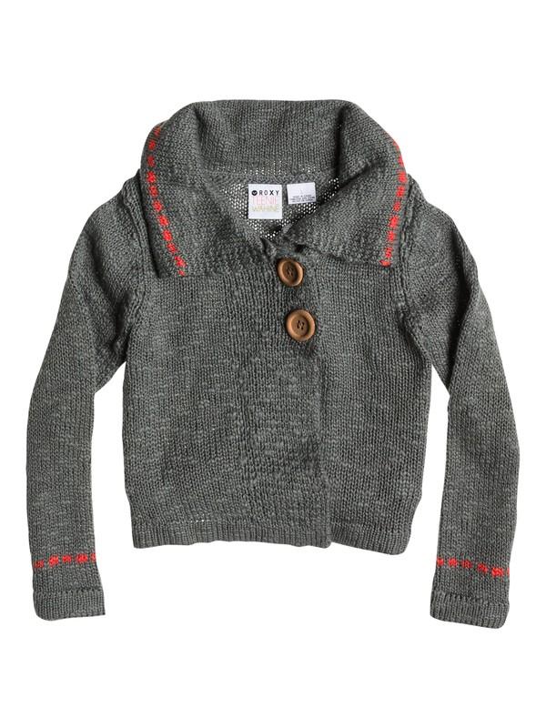 0 Girls 2-6 Pebble Sweater  ARLSW03003 Roxy