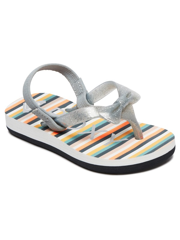 0 Fifi Sandals Grey AROL100003 Roxy