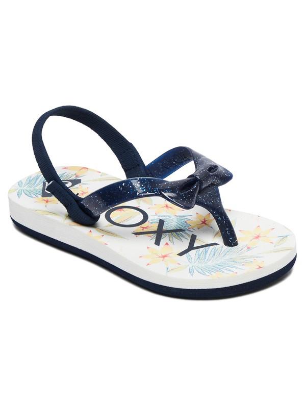 0 Niñas 2-6 Sandalias  Fifi Azul AROL100003 Roxy